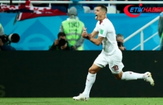 FIFA'dan Xhaka ve Shaqiri'ye disiplin soruşturması