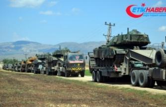 Hatay'da konuşlu tanklar başka birliklere sevk edildi