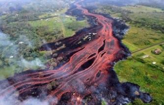 Hawaii 24 saatte 453 kez sallandı