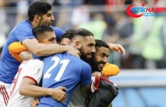İran'da İspanya maçının izlenmesine yasak