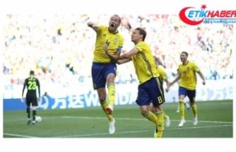 İsveç: 1 - Güney Kore: 0