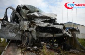 Katliam gibi kaza: Aynı aileden 5 ölü