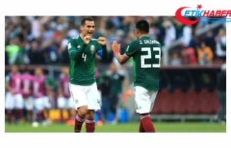 Meksika Milli Takımı Kaptanı Rafael Marquez'in ABD'de Futbol Oynaması Yasaklandı