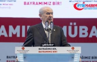 MHP Lideri Bahçeli: Mücadelemizi son nefes, son nefer, Turan'a kadar sürdüreceğiz