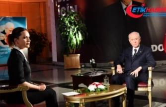 MHP Lideri Bahçeli: Ülkücülüğün bir hassasiyeti vardır, haysiyeti vardır, kararlılığı vardır