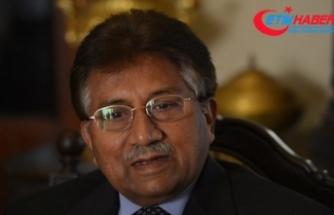 Pervez Müşerref'in adaylık başvurusu reddedildi