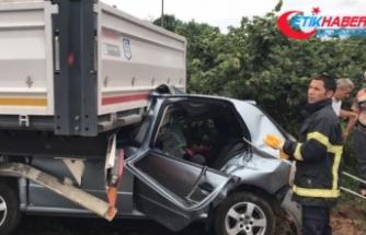 Seçim günü feci kaza: 2 ölü, 2 yaralı