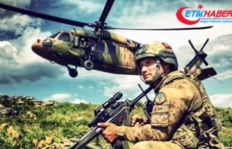 Şehit Uzman Çavuş Baştan'ın sosyal medya paylaşımı duygulandırdı