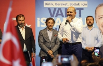 """""""Şehitlere borç, Demirtaş'ı hapisten çıkarmak isteyenlerle ödenmez"""""""