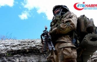 Uzman Çavuş Sağlam'ı şehit eden teröristler etkisiz hale getirildi