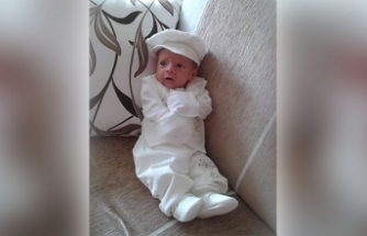 4'üncü katın balkonunda düşen Sena bebek ağır yaralandı