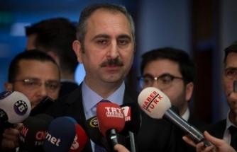 Adalet Bakanı Gül: Yeni FETÖ delilleriyle ilgili bir adım bekliyoruz