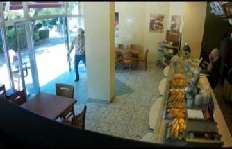 Almanya'da Türk iş yerine silahla saldıran kişi yakalandı