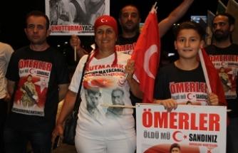 Atatürk Havalimanı'nda 15 Temmuz nöbeti