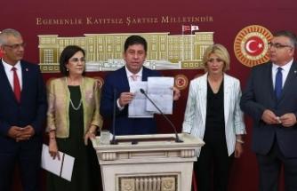 CHP'li Tüzün toplanan imza sayısını açıkladı