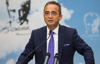CHP Sözcüsü Tezcan'dan 'Olağanüstü kurultay' açıklaması