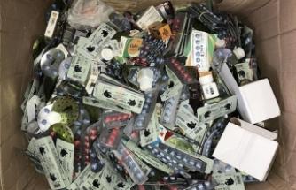 """Çin menşeli """"valsartan"""" içeren tansiyon ve kalp ilaçlarının satışı durduruldu"""