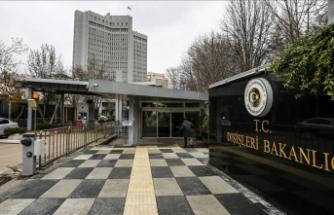 Dışişleri Bakanlığı: ABD FETÖ konusunda Türkiye'yi artık oyalamamalı