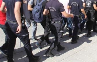 FETÖ operasyonunda 10 gözaltı