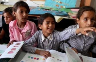 Filistinli öğrenciler İsrail'in tehdidine 'erken eğitimle' direniyor