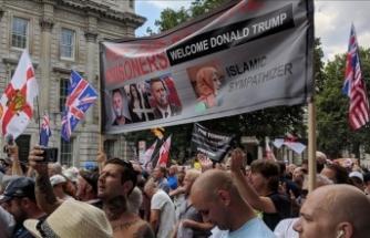 İngiltere'de yasaklı aşırı sağcı örgüt üyelerine hapis cezası