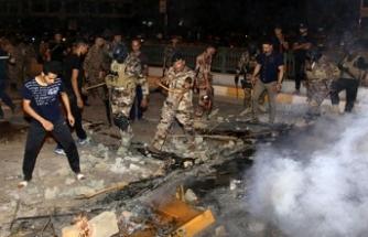 Irak gösterilerinde ölü sayısı yükseliyor