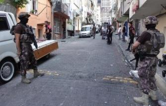 İstanbul'da narkotik uygulaması