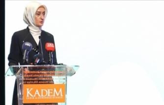 KADEM Genel Başkanı Gümrükçüoğlu: Dejenerasyona karşı ahlaki değerlerimize sahip çıkacağız