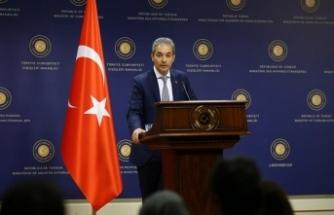 'Kerkük'teki Türkmenleri hedefleyen bombalı saldırıları kınıyoruz'