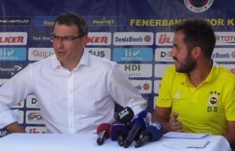 'Kesinlikle transfer yapmak istiyoruz'