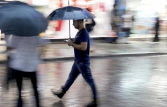 Marmara Bölgesi'nde gök gürültülü sağanak uyarısı