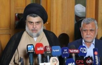 Sadr'dan, siyasi görüşmeleri askıya alın çağrısı