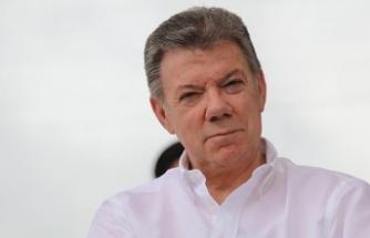 Santos, Putin'den Maduro'ya desteğini kesmesini istedi