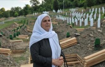 Srebrenitsa'nın sembol ismi Mehmedovic vefat etti