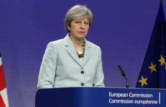 "Theresa May için ""kader"" oylaması"