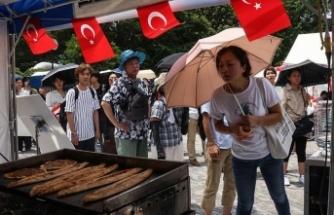 Türk yemekleri Japonya'da tanıtıldı