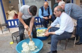 Yayla yasağının kalkması peynir üreticilerine yaradı