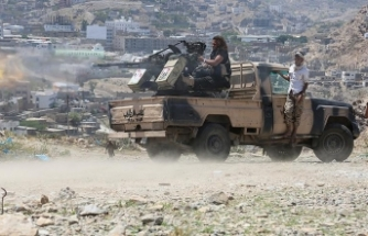 Yemen'de Husiler havan topuyla saldırdı: 2 ölü