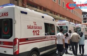Batman'da patlama: 4 çocuk yaralandı