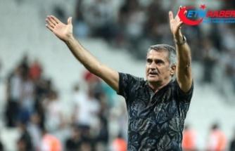 Beşiktaş Şenol Güneş'le yine rekora gidiyor