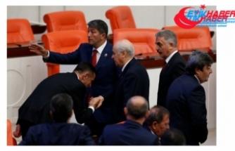 İstanbul Milletvekili Arkaz: Bu teklif, çok büyük bir onurdur benim için