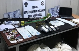 POS cihazı kullanarak tefecilik yapan 4 kişi gözaltına alındı