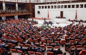 Irak Suriye tezkeresi Meclis'te