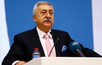 TESK Genel Başkanı Palandöken: Ülkemiz bu ekonomik dalgalanmadan en az zararla kurtulacaktır