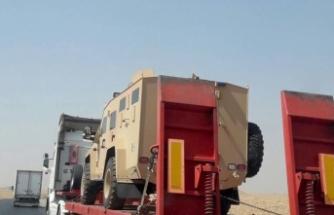 ABD'nin YPG/PKK bölgesine askeri sevkiyatları sürüyor
