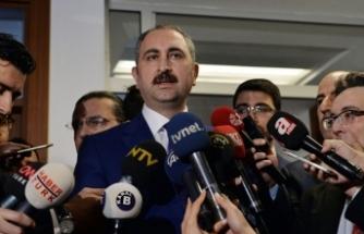Bakan Gül'den Enis Berberoğlu açıklaması