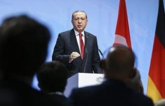 Erdoğan Alman şirketlerinin yöneticileri ile görüşecek