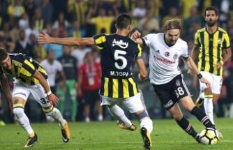 Fenerbahçe derbide Beşiktaş'ı ağırlayacak