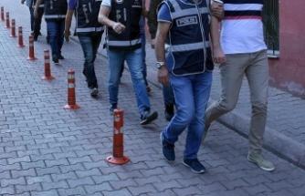 FETÖ soruşturmasında 18'i muvazzaf 61 şüpheliye gözaltı kararı