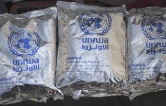 Gazze'de UNRWA'ya bağlı kurumlarda genel grev